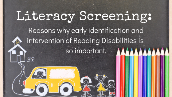 Literacy Screening