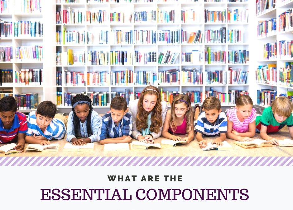 The Essential Components of Reading